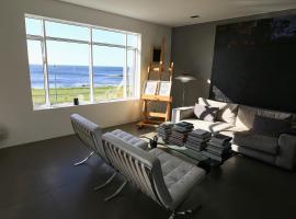 Luxury ocean view suite, Reiquiavique