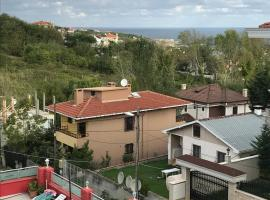 Murathan Apart Otel, Şile