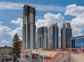 Vetro apartments by Corporate Stays, Calgary