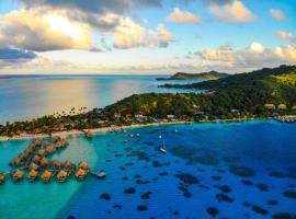 BORA - Fare Matira, Bora Bora