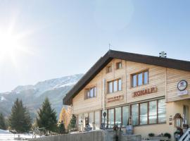 Hotel-Restaurant Ronalp, Bürchen