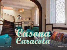Casona Caracola, Santiago