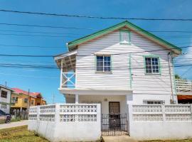 Derenid's Bakehouse, Belize City
