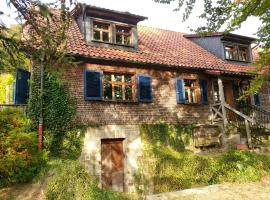 Rhöner Landhaus mit viel Flair