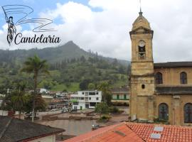 Candelaria, Machetá