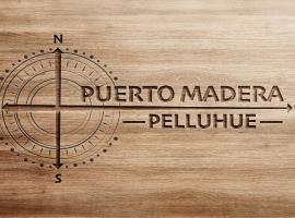 Hostal Puerto Madera, Pelluhue