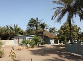résidence la palmeraie, Kabrousse