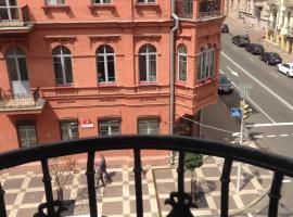 marksa 6 apartment, Минск