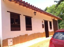Casa Hospedaje Nausima, Barichara