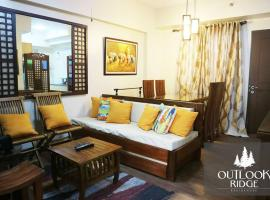 Outlook Ridge Residences- North Wing 406, Baguio
