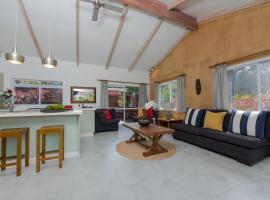 Maine Villa, Rarotonga