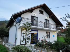 Villa Markovi Konaci, Relića Draga