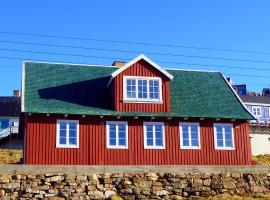 Café de Upernavik, Upernavik