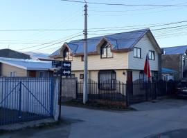 LINDA CABAÑA, Punta Arenas