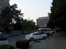 Dolapdere Apartment, Stambuł