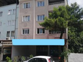 sirin apart, Bursa