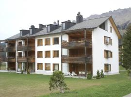 Apartment Ferienwohnung Klein, Parpan