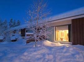 Holiday Home Sevetinranta b5, Sevettijärvi