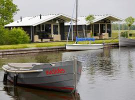 Holiday Home Vrijrijck Waterpark Terkaple.18, Terkaple