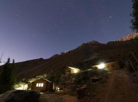 Cabaña y Camping Las Tolas, Pisco Elqui