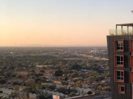 Urban Awe Apartment: 18th Floor, Gaborone