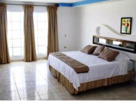 Hotel Casa Alemania, Trujillo
