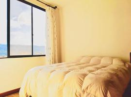 Lovely NEW Apartment Warm Central Embassies Area, La Paz