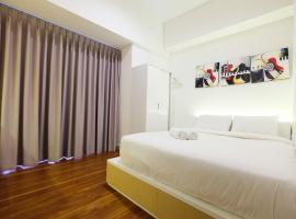 Spacious 2BR Casa De Parco Apartment near ICE BSD By Travelio, Tangerang