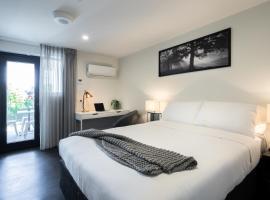 Ascot Budget Inn & Residences, Брисбен