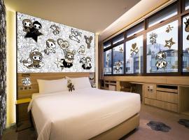 Tokidoki Popup Hotel Singapore, Singapore