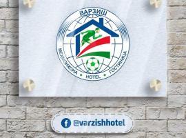 """hotel""""Varzish"""", Dushanbe"""