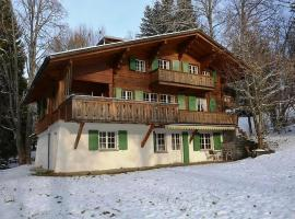 Apartment Les Erables, Chalet, Gstaad