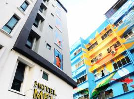 Melange Boutique Hotel, Kuala Lumpur