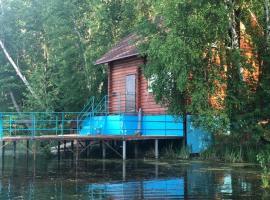 "Дома с баней на воде ""СКАЗКА"", Tolyatti"