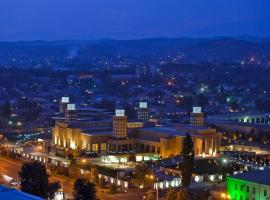 Modern 3 Room Apt in the Center of Dushanbe (Great Location), Dushanbe