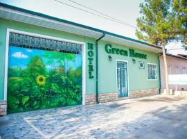 Green House Hotel Tashkent, Taszkient