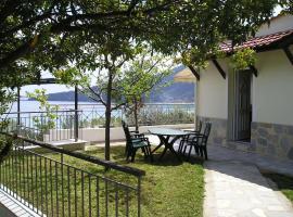 Villa Pegasos, Chrysi Ammoudia