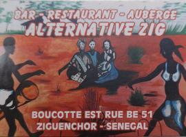 Alternative Zig, Ziguinchor