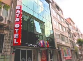 Rays Otel, Estambul