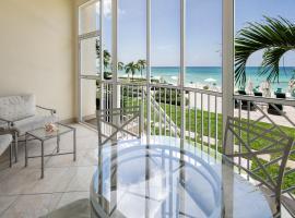 2 Bedroom 2 Bathroom Oceanfront Villa, Джорджтаун