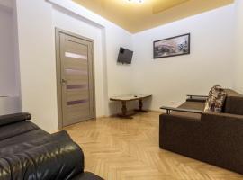ЦЕНТР 2 кім.квартира на 6 осіб, Leopoli