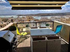 Marsascala Luxury Apartment & Penthouse, Marsaskala