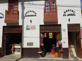 Hostal El Ángel, Chachapoyas