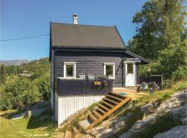 Three-Bedroom Holiday Home in Sandnes, Hamar