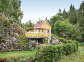 Holiday home Flatråker Økland, Tveit