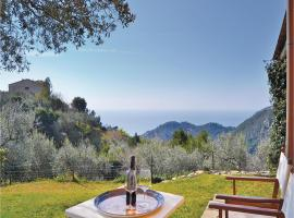 Two-Bedroom Holiday home Bonassola SP with Sea View 08, Bonassola
