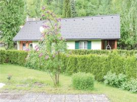 Two-Bedroom Holiday Home in St.Peter am Kammersberg, Peterdorf