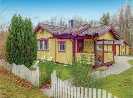 Two-Bedroom Holiday Home in Ronneby, Ronneby