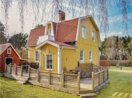 Four-Bedroom Holiday Home in Solvesborg, Sölvesborg