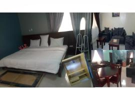 Fingerprints Hotel & Suites, Oba Ile